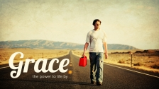 Grace the power for life